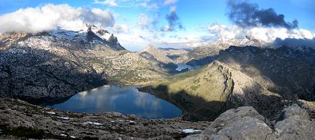 Vistas desde Sa Rateta - Sierra de Tramuntana