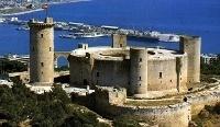 Vistas del Castillo de Bellver - Mallorca