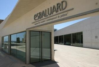 Entrada museu Es Baluard - Palma
